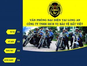 dịch vụ bảo vệ tại Long An