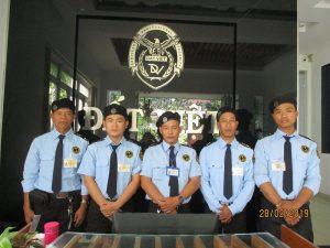 đơn vị cung cấp bảo vệ chuyên nghiệp