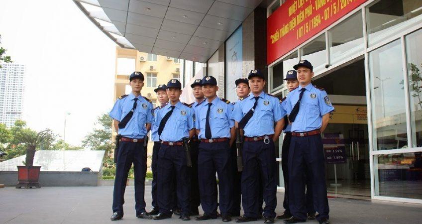 thuê dịch vụ bảo vệ