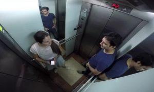 kỹ năng tự vệ trong thang máy