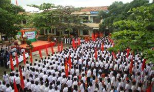 công tác bảo vệ trường học