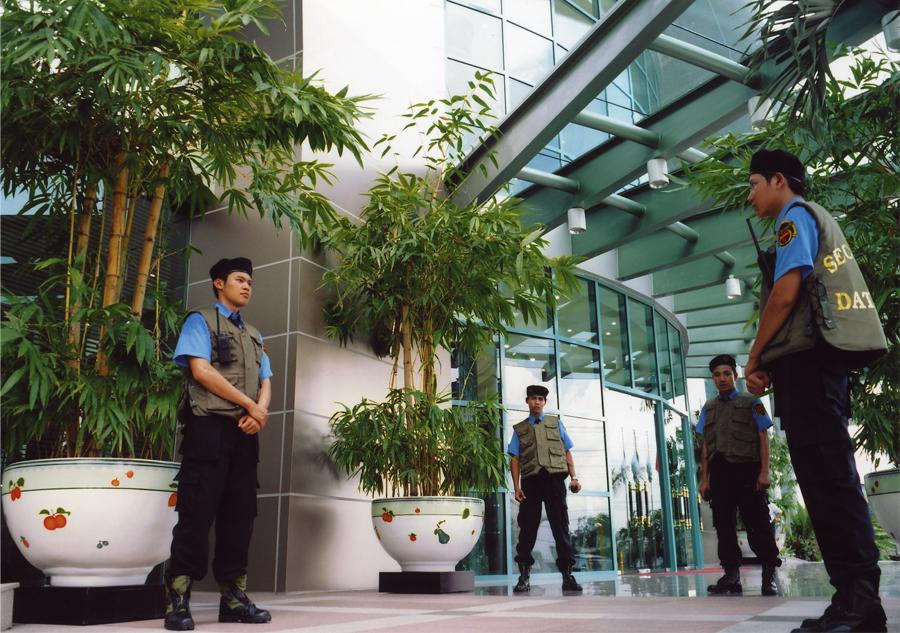 dịch vụ bảo vệ ngân hàng tại TP.HCM