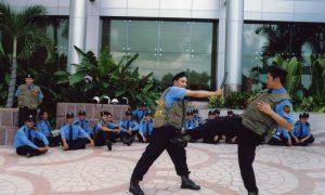 công ty bảo vệ uy tín tại Hà Nội