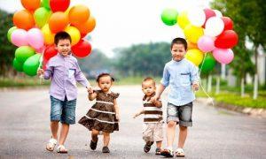 kỹ năng giúp trẻ an toàn nơi công cộng