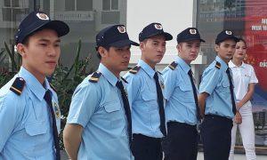 công ty bảo vệ ngày và đêm tại Bình Dương